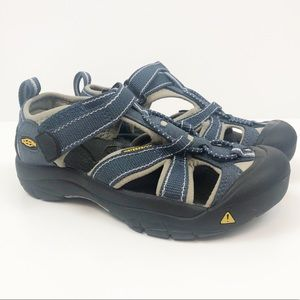 Keen Children's Blue Waterproof Sandals Size 1